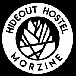 Hideout Hostel Logo