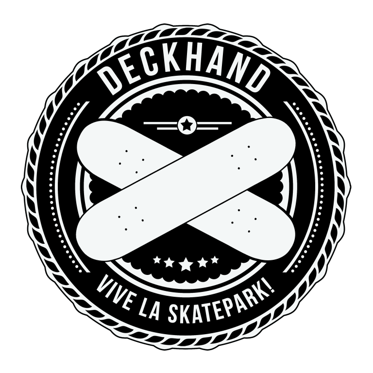 deckhandblack-and-white