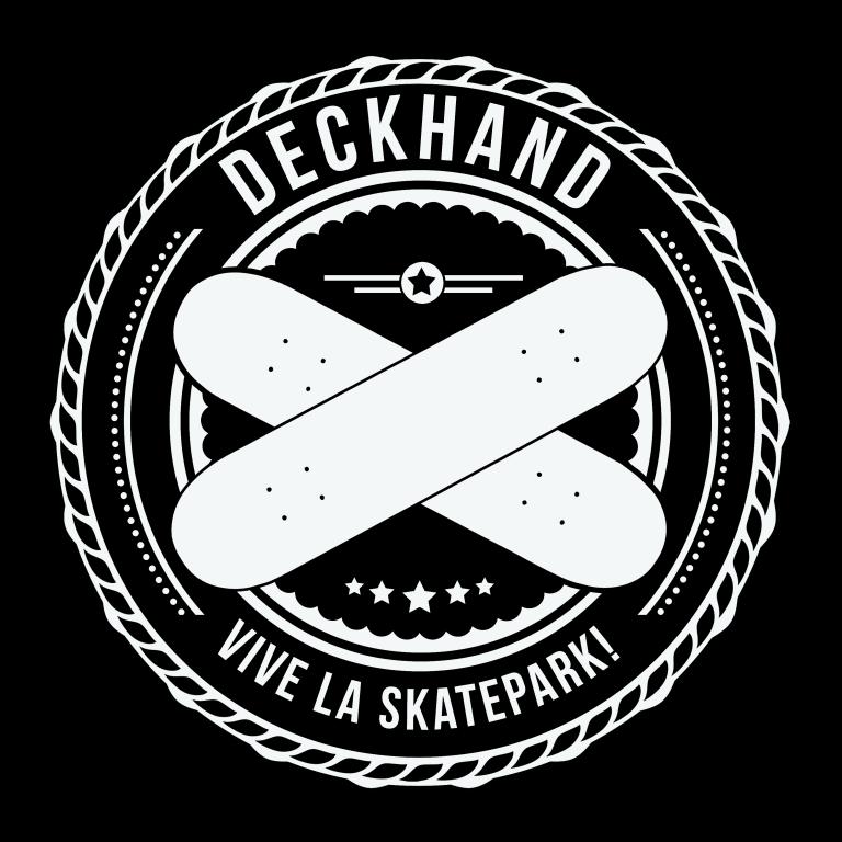 deckhandblack-and-white